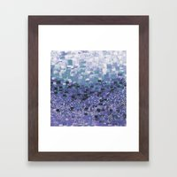 :: Purple Cow Compote :: Framed Art Print