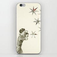 Shutterbug iPhone & iPod Skin