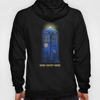 """""""Death – The Doctor�… Hoody"""