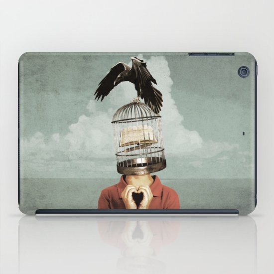 metaphorical assistance iPad Case