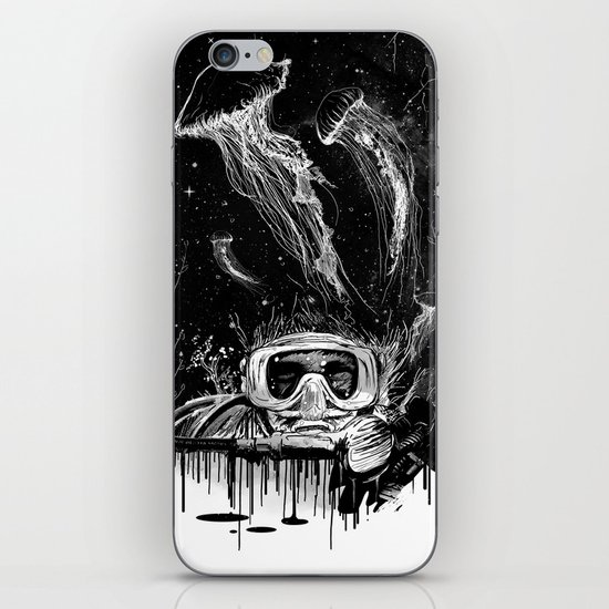 Underwater Vision iPhone & iPod Skin