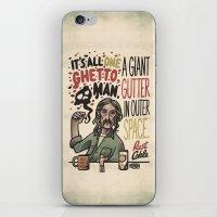 True Rust iPhone & iPod Skin