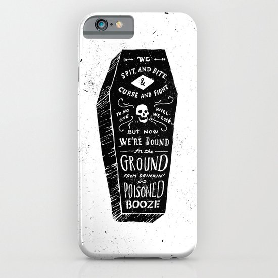 Poison iPhone & iPod Case
