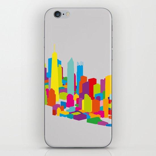 New WTC Isometric iPhone & iPod Skin