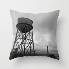 Lost Water Throw Pillow