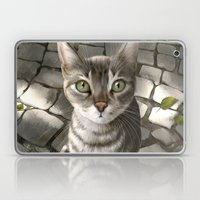 A Cat That I Once Knew Laptop & iPad Skin