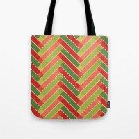 Holly Go Chevron Tote Bag