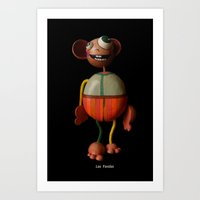 Lau Favolas Art Print