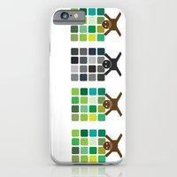 iPhone & iPod Case featuring Think It! Like It? by konlux