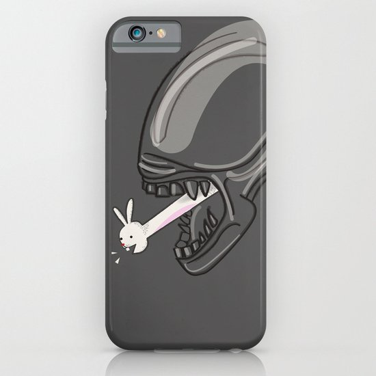 Alien?! iPhone & iPod Case