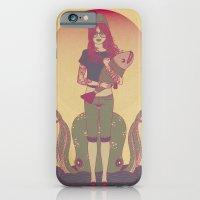 Sognavo Che Mi Portavi U… iPhone 6 Slim Case