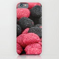 Black Berry iPhone 6 Slim Case