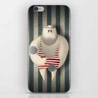 Mr Strong iPhone & iPod Skin