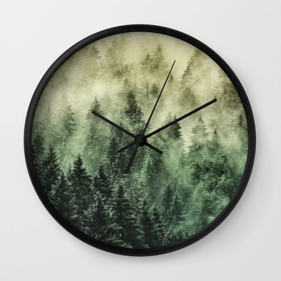 Everyday // Fetysh Edit Wall Clock