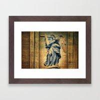 Angel I Framed Art Print