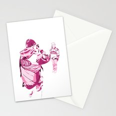 Racing Fans Stationery Cards