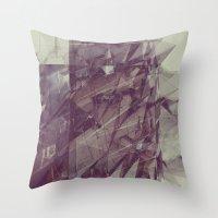 AIR~ Throw Pillow