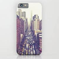 iPhone & iPod Case featuring flying over first... (colour) by Chernobylbob