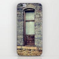 Dormant  iPhone & iPod Skin