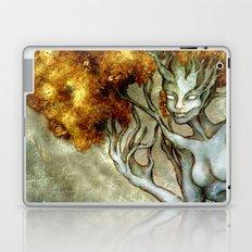 Golden Dryad Laptop & iPad Skin