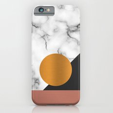 Marble & Metals iPhone 6 Slim Case