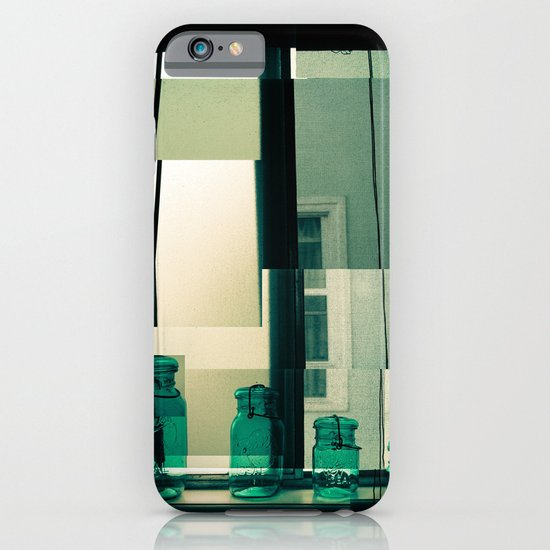 Window Cubism. iPhone & iPod Case