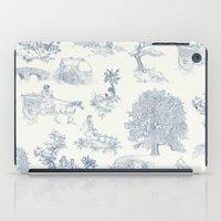 Shire Toile iPad Case