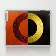 Abstract #112 Laptop & iPad Skin