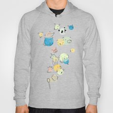 Bubble Animals Hoody