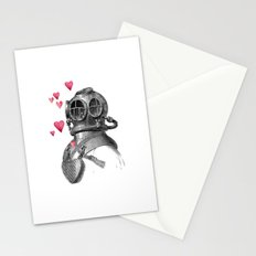 dive & love Stationery Cards