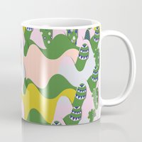 Whimsical Mountains Mug