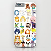 Child Of The 80s Alphabe… iPhone 6 Slim Case