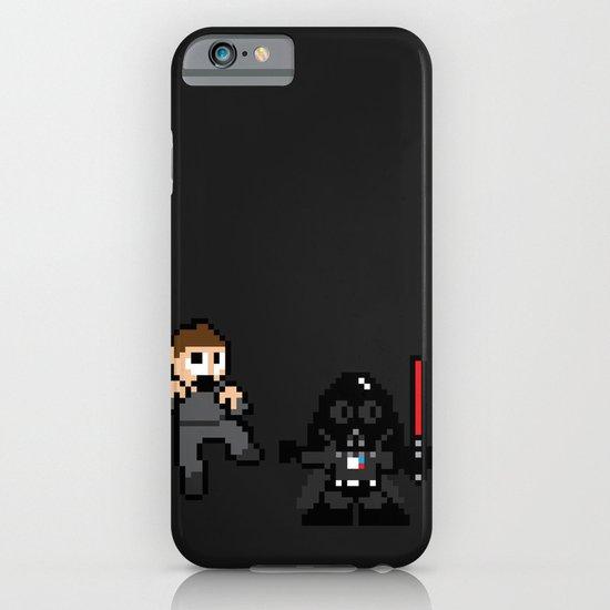 Pixel Wars iPhone & iPod Case