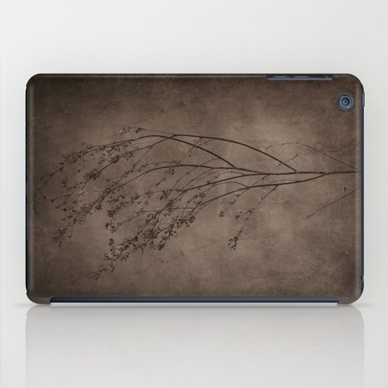 Autumn Blues iPad Case
