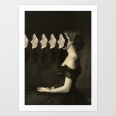 Self-confidence / Autonomy (2014) Art Print