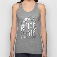 Ride or Die Unisex Tank Top