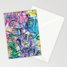 Melting My Face Off Stationery Cards