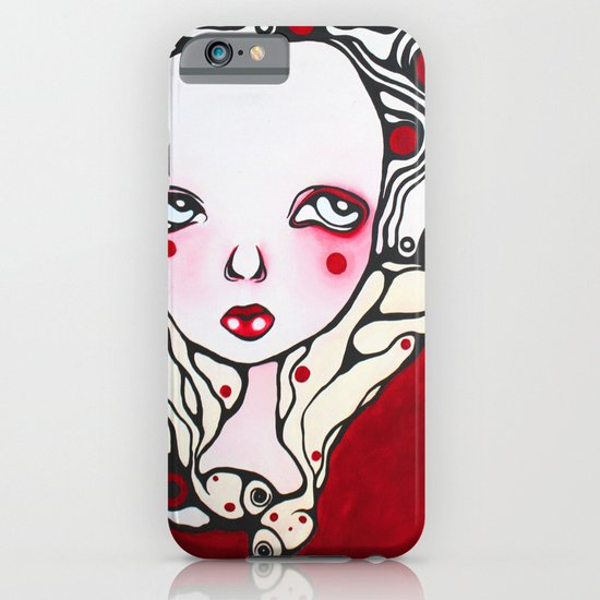 beatrix and the commune of red iPhone & iPod Case