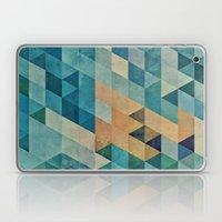 vyntyge pwwdr Laptop & iPad Skin