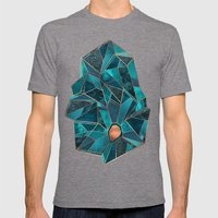 Precious / 1 Mens Fitted Tee Tri-Grey SMALL