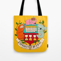 procrasti nation Tote Bag