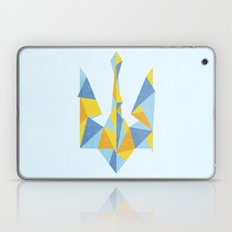 Ukraine Geometry Laptop & iPad Skin