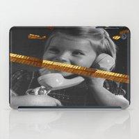 Golden Baby iPad Case
