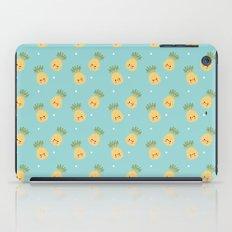 Kawaii Pineapple  iPad Case