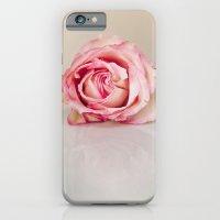 Hot Pink Rose iPhone 6 Slim Case