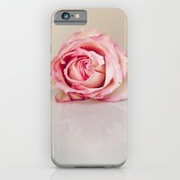 Hot Pink Rose iPhone 6 Slim Case