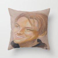 Leo Throw Pillow