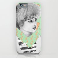 iPhone & iPod Case featuring babe by noudi
