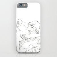 Sleepy bliss iPhone 6 Slim Case