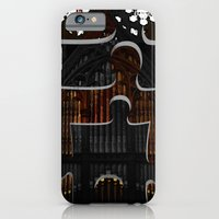 Distracting a Ghost: 1st Rendition  iPhone 6 Slim Case
